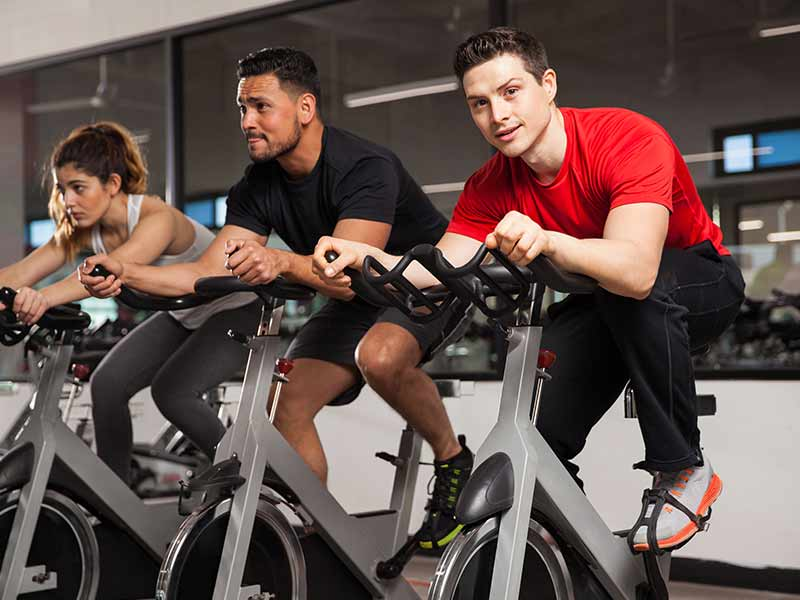 what are the benefits of spinning exercise