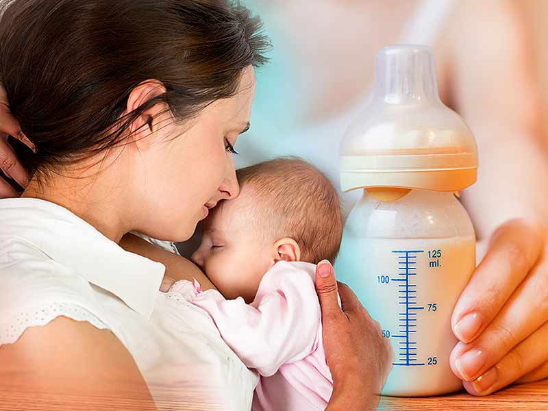 What Are The Causes Of Low Milk Production In Breastfeeding Mothers