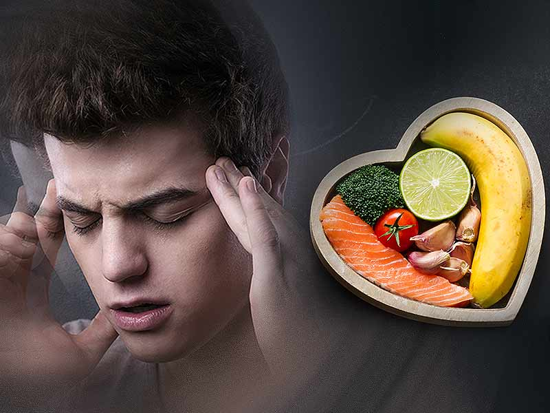 Foods to reduce the symptoms of vertigo
