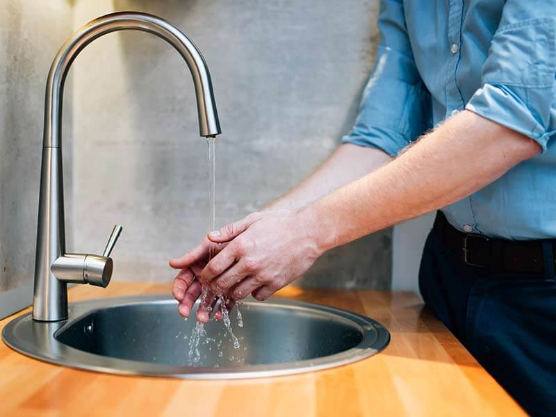 How long you should wash your hands