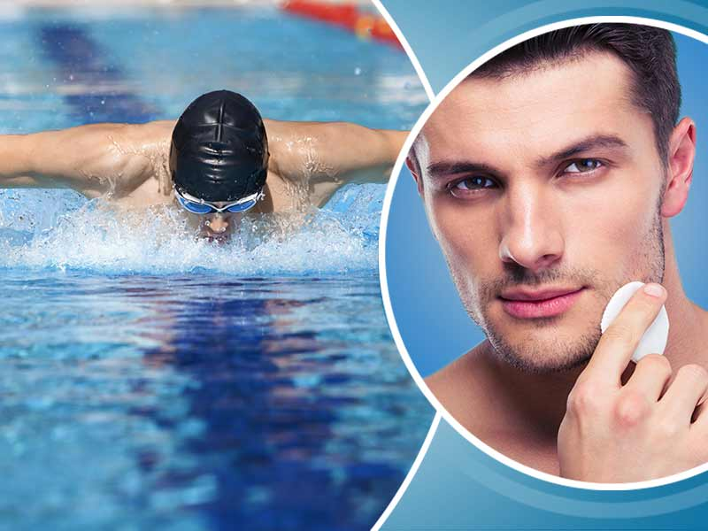 How Can Swimmers Take Care Of Their Skin