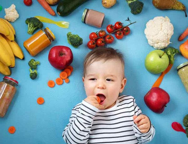 how to make your baby eat healthy vegetable