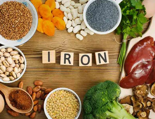 foods for iron deficiency, iron deficiency diet