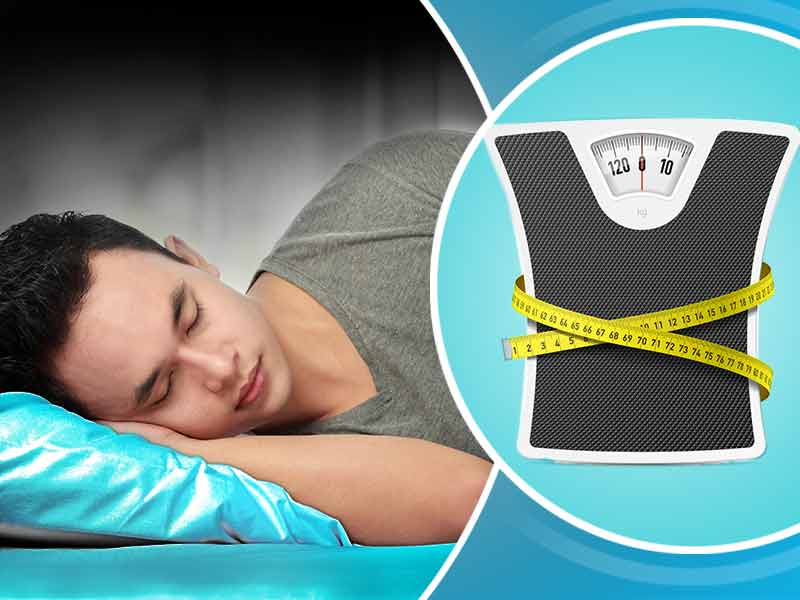 lose weight when you are sleeping