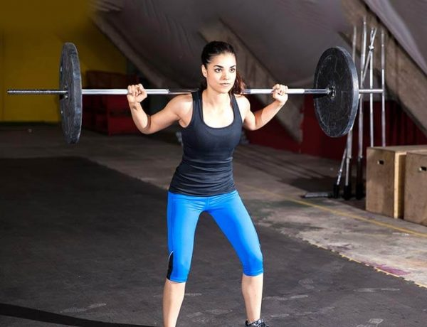 Why women should do weight lifting