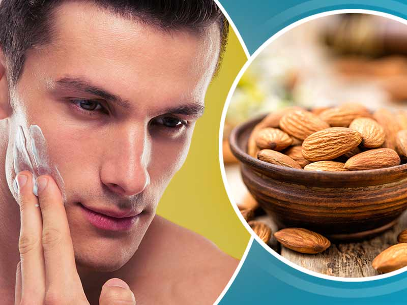 almond for skin