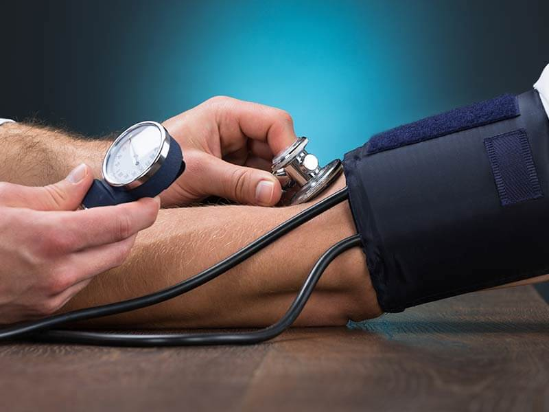 Mistakes that increases blood pressure, high blood pressure