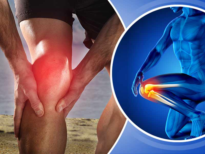 causes of the knee pain