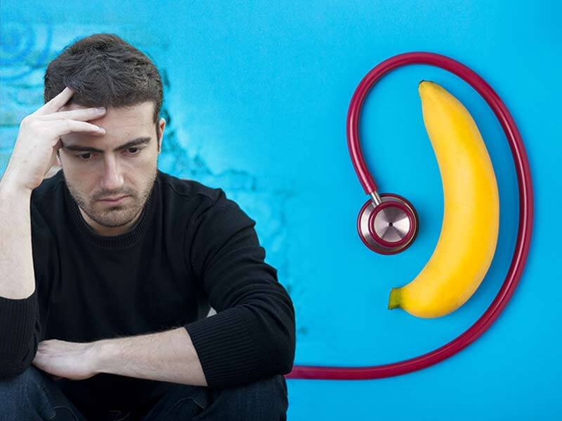 Foods for erectile dysfunction