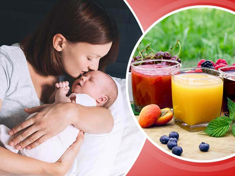 Which Healthy Drinks Every Breastfeeding Mothers Should Consume