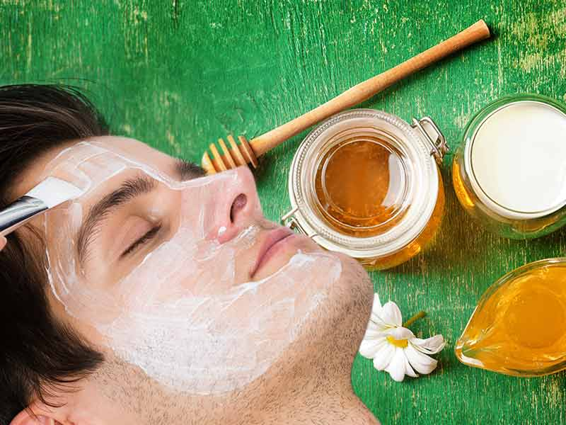 Benefits of the milk and honey facepack