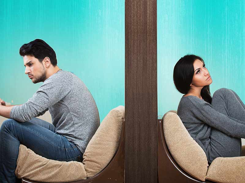 marriage problems making marriage worse