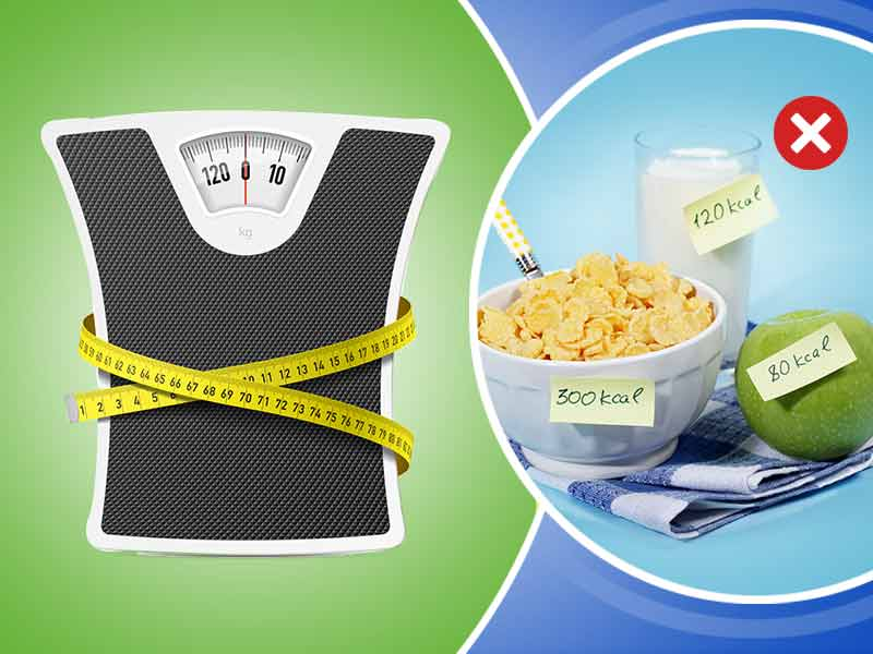 Ways to lose weight without counting the calories