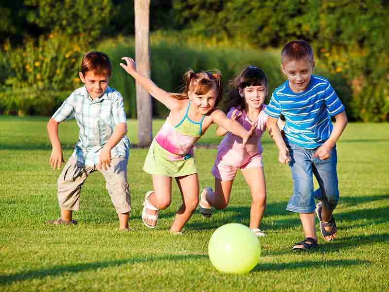 physical fitness benefits in children
