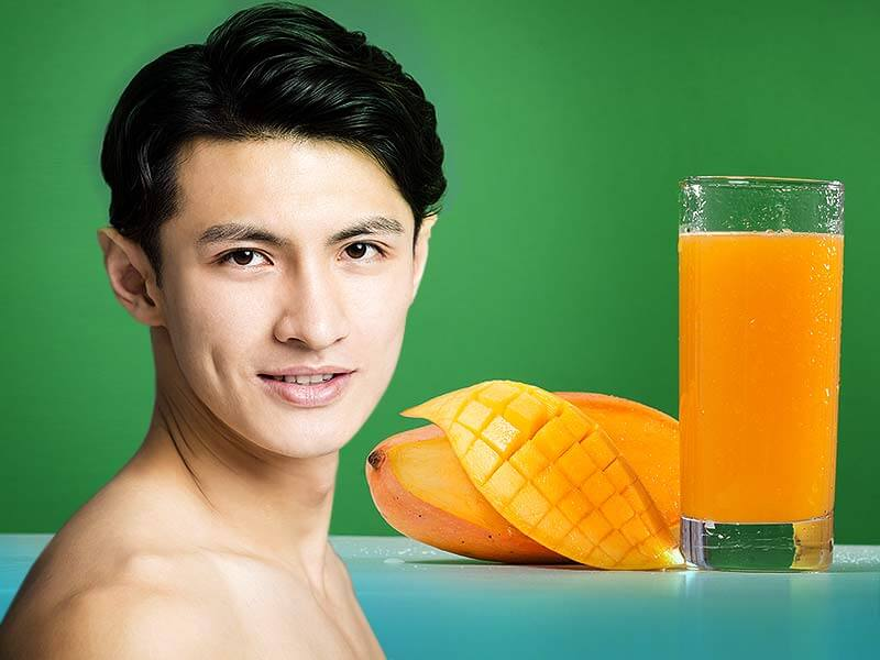 Mango for skin and hair
