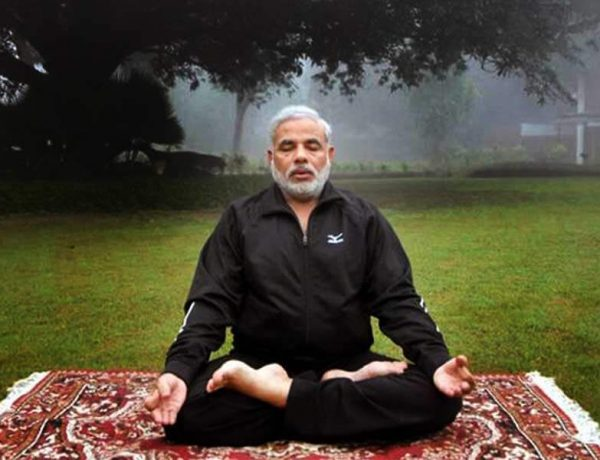 PM Narendra Modi accepts fitness challenge