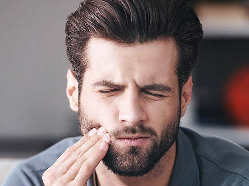 Vitamin C deficiency can cause toothache