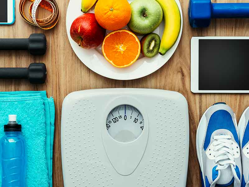 Tips to manage the weight loss process