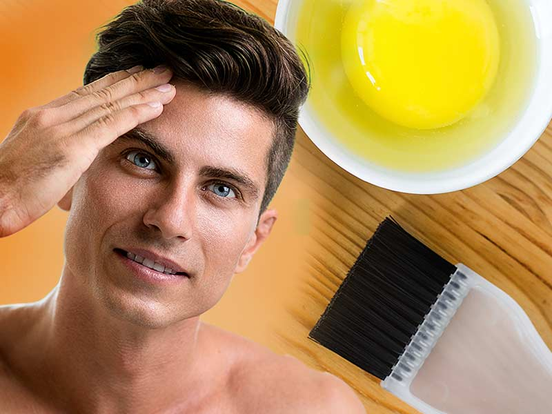 benefits of egg for hair