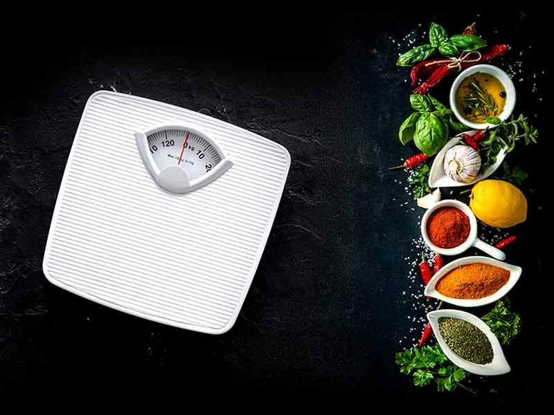 Herbs make weight loss process easier