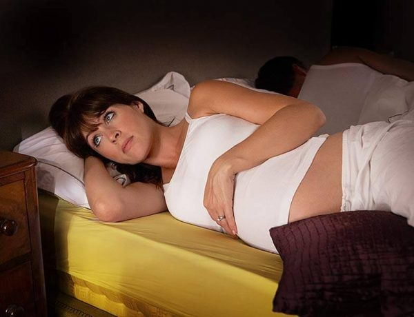 What are the causes of lack of sleep while you are pregnant