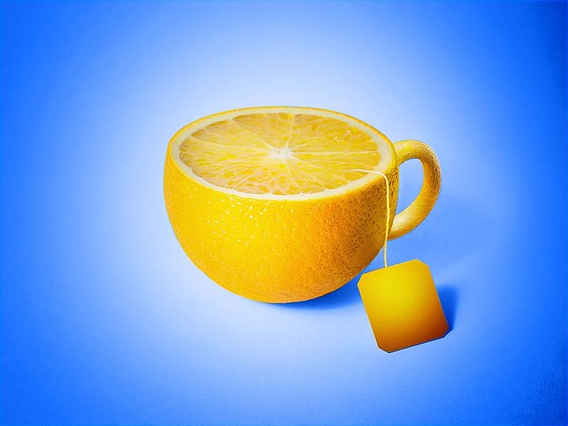 Health benefits of lemon tea