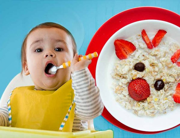 Oars for babies, health benefits of oats for babies