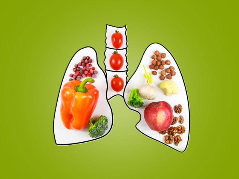 Superfoods to keep lungs healthy