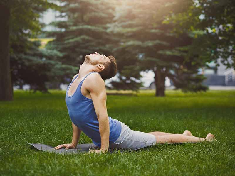 Yoga And Walking Which One Is Better Doing Yoga Or Going For A Walk Lifealth