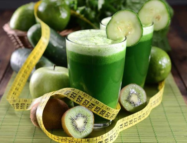 weight loss with green juices