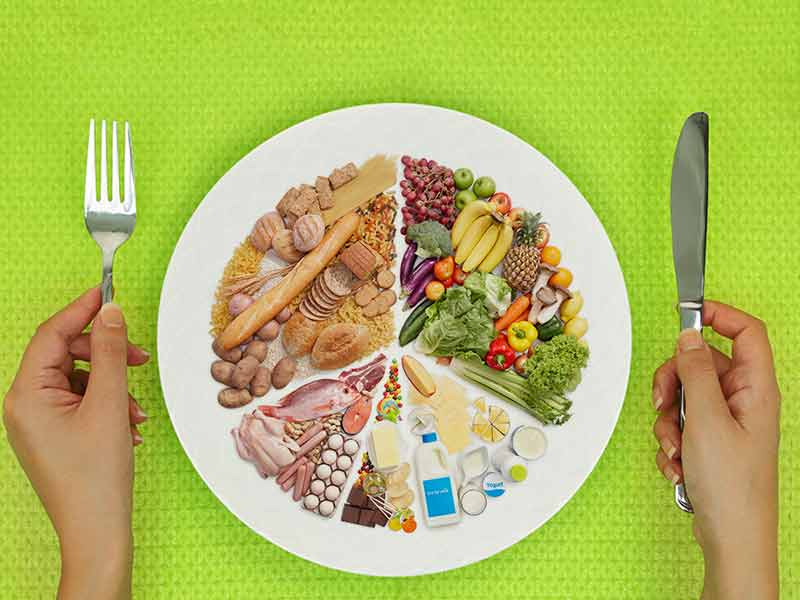 Signs that your diet is working well for you