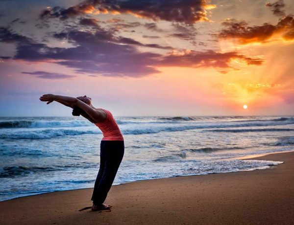 Surya Namaskar is beneficial for health