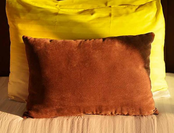 Change pillow cover frequently to prevent health problem