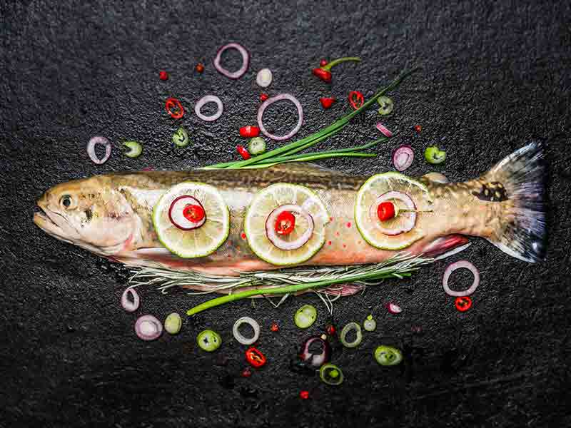 Eat Fish to stay healthy