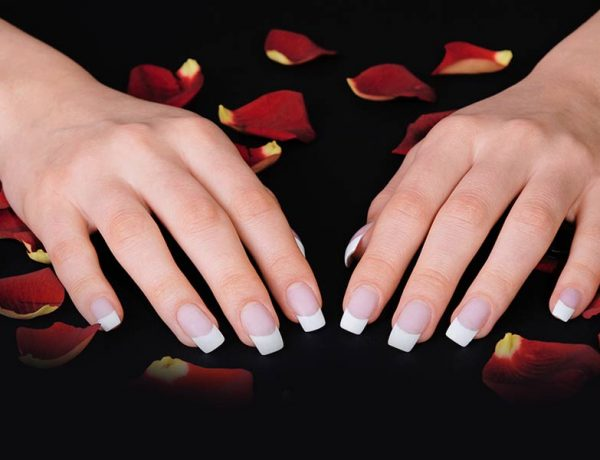 DIY French Manicure methods and tips
