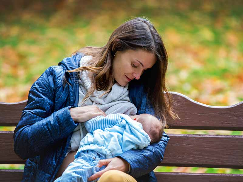 healthy breastfeeding ideas for mom