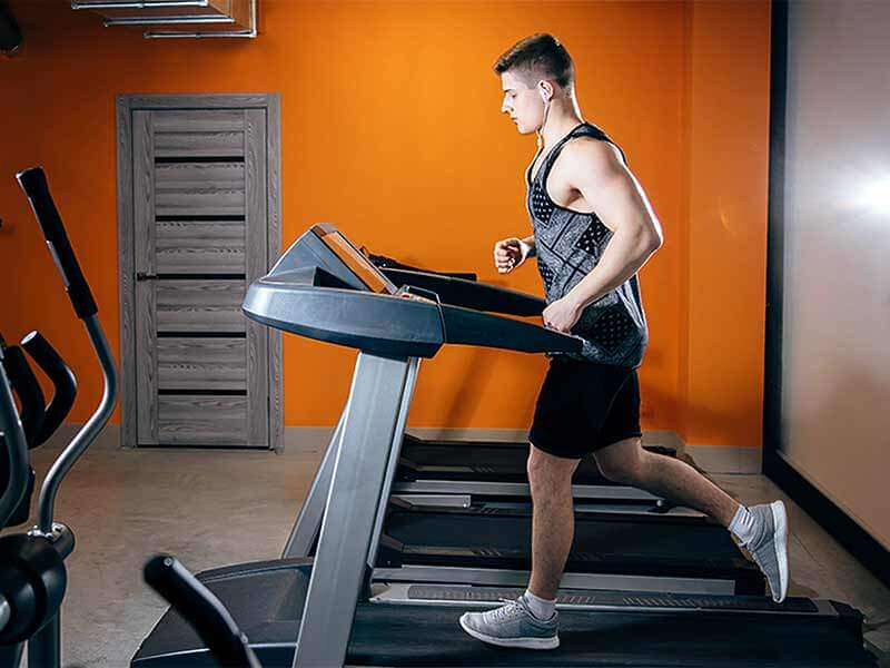 Important safety tips for a treadmill workout