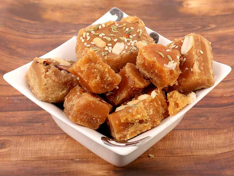 disadvantages of eating jaggery