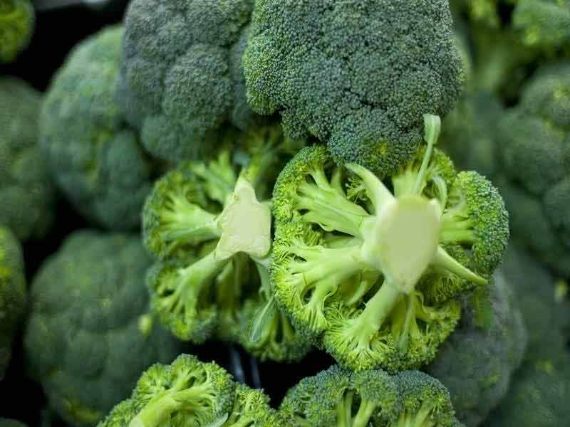 Blood can be purified by consuming broccoli.