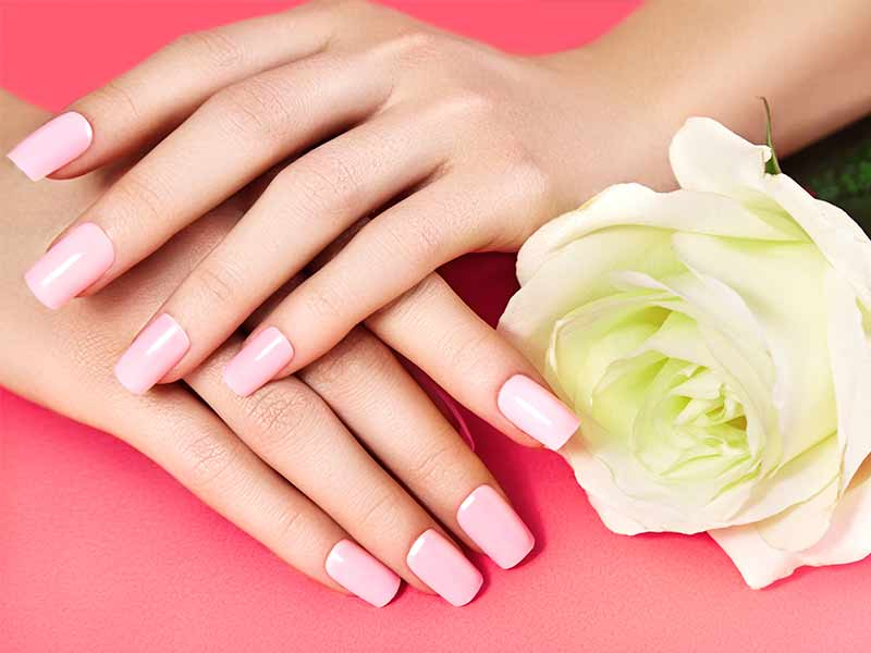 how olive oil help to get rid of brittle nails
