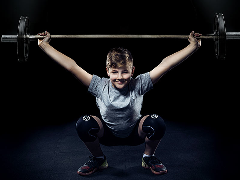 When Can Teenagers Start Lifting Weights