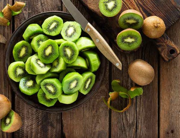 effects of kiwi fruit
