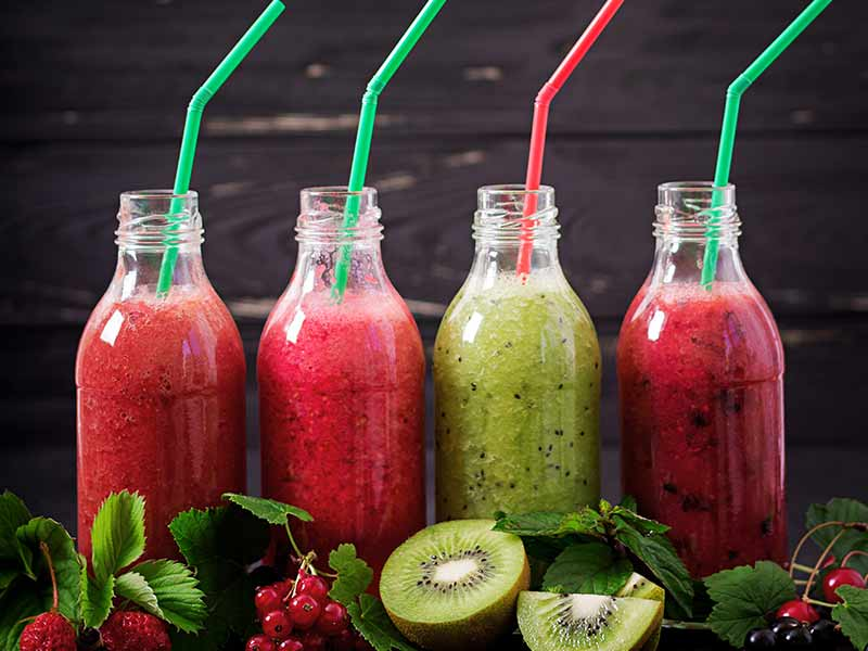 healthy smoothies for weight gain