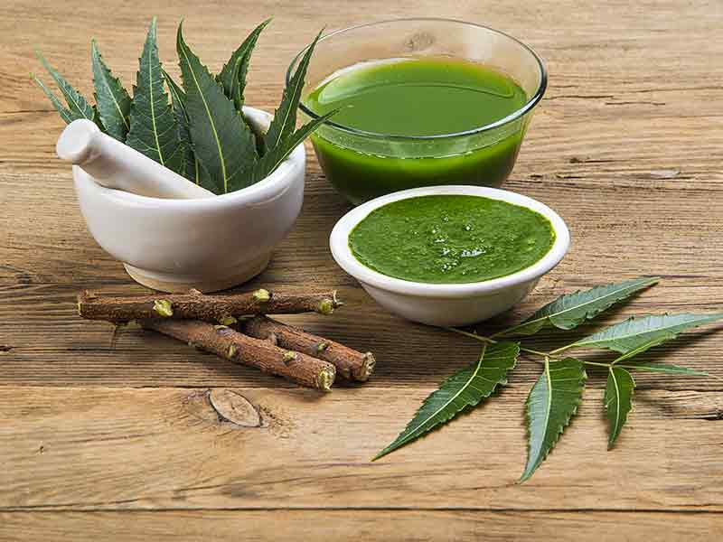 What are the benefits of drinking neem water daily