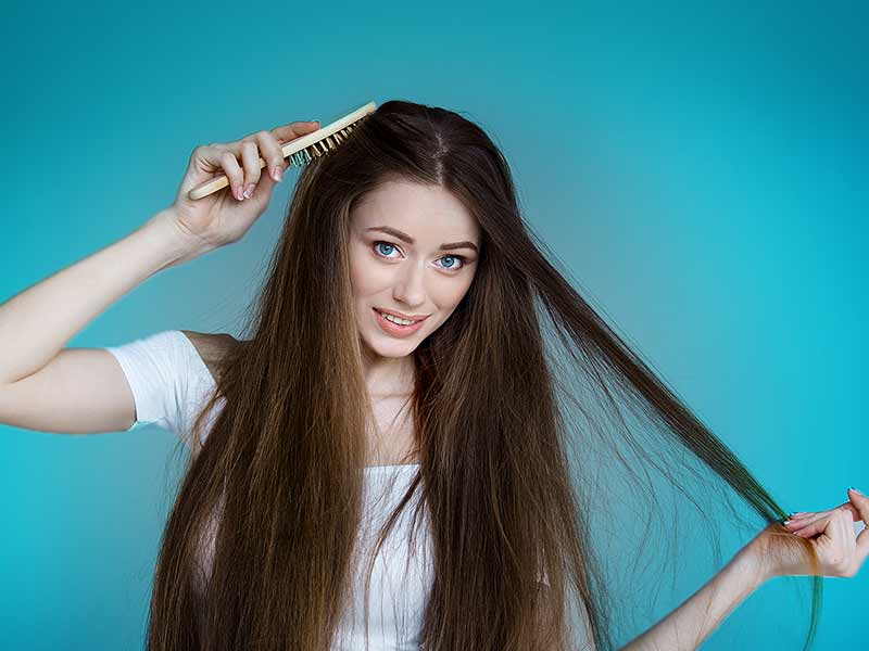 How to prepare hair conditioners for dry hair