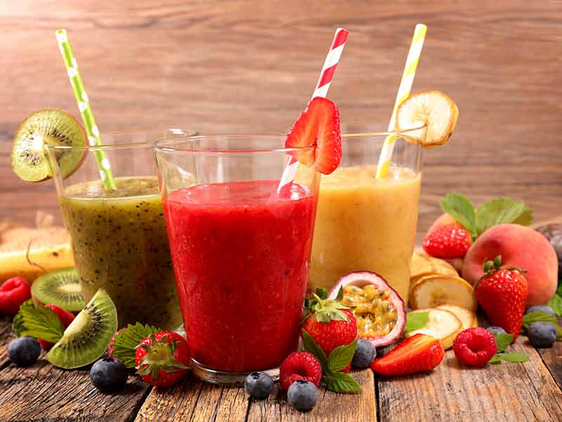Antioxidant-Rich Fruit Combo Juice You Should Be Drinking