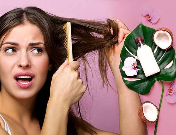 how to make hair cream for frizzy hair