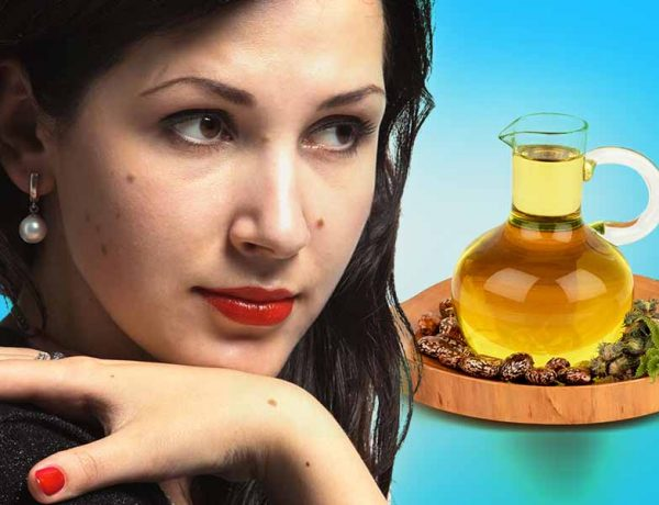 Castor oil can be beneficial to remove moles