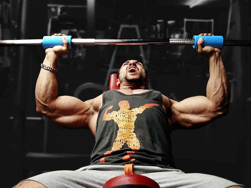 Ways to develop pecs muscle