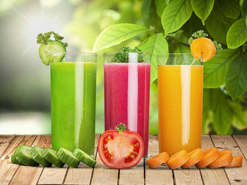 Best Antioxidant Juices
